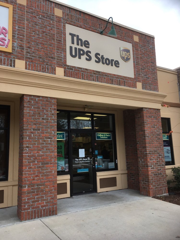 The Ups Store Printing Services 717 Old Trolley Road