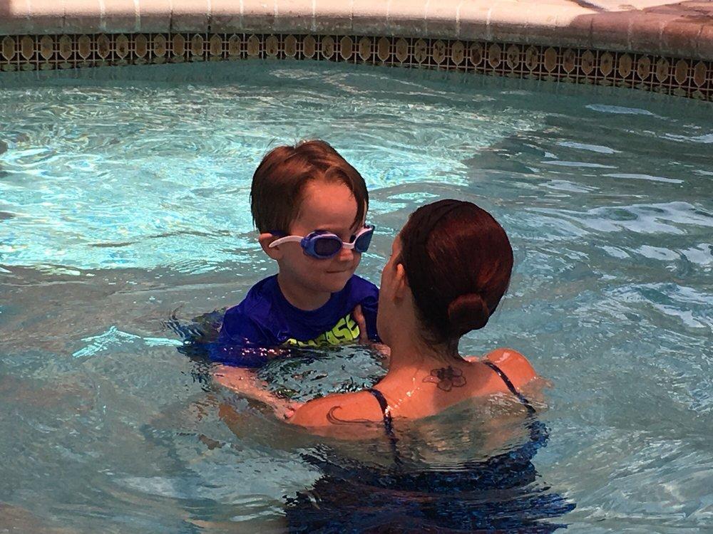 Miss Erin's Swim School at Watsu Works: 1113 Carlton Rd, Tarpon Springs, FL