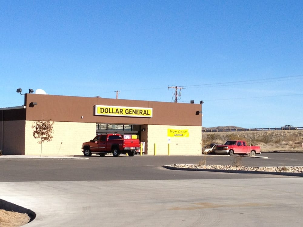 Dollar General: 785 E Thorpe Rd, Dona Ana, NM