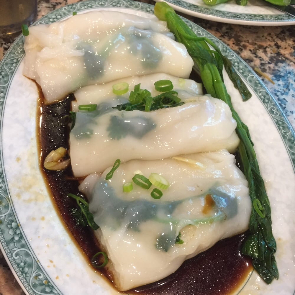Xo Kitchen: Fish Fillet Rice Rolls