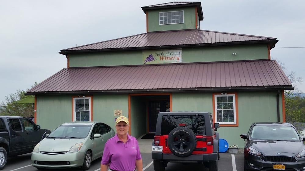 Forks of Cheat Winery: 2811 Stewartstown Rd, Morgantown, WV
