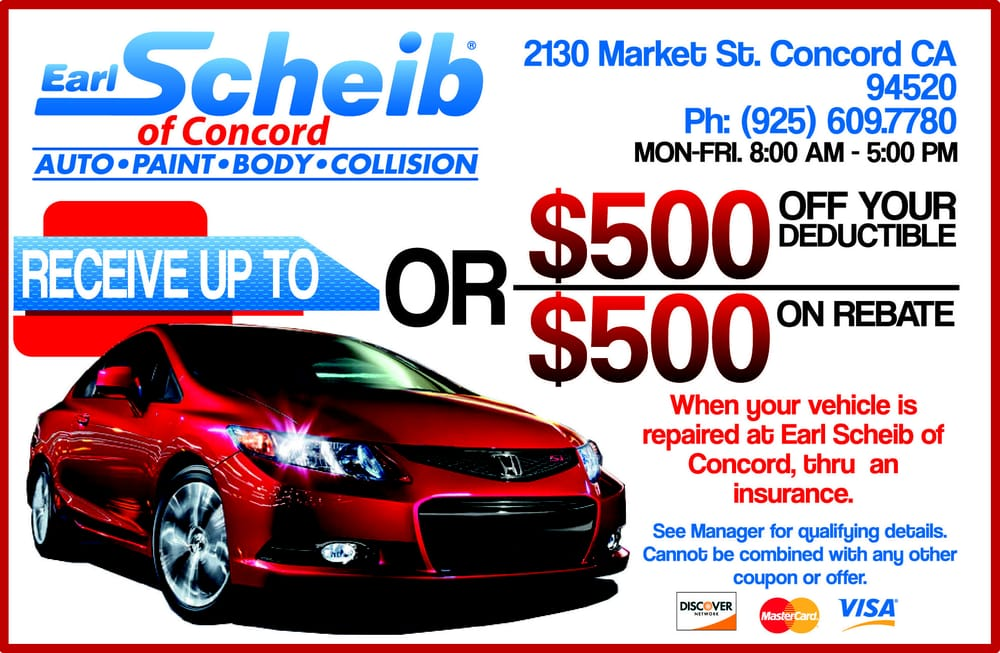 Earl Scheib Locations Brand Discounts