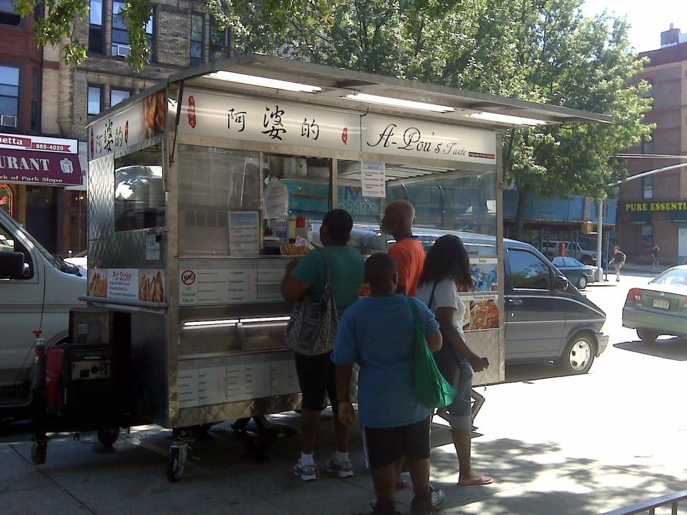 A pou s taste 7th ave between 1st and 2nd st for Kitchen cabinets 2nd ave brooklyn