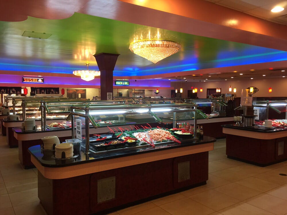 Hibachi Grill And Buffet Price