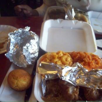Soul Food Kitchen Inglewood Menu