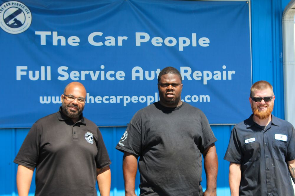 The Car People: 1414 NW Broad St, Murfreesboro, TN