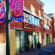 The San Photo Of Salsa S Mexican Grill Newport News Va United States