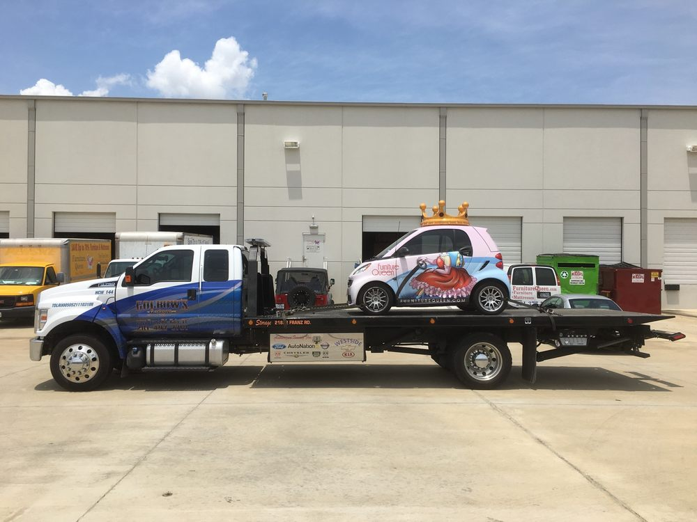 Towing business in Four Corners, TX