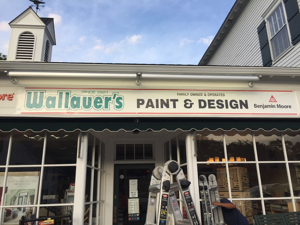 Wallauer Paint & Design: 180 Katonah Ave, Katonah, NY