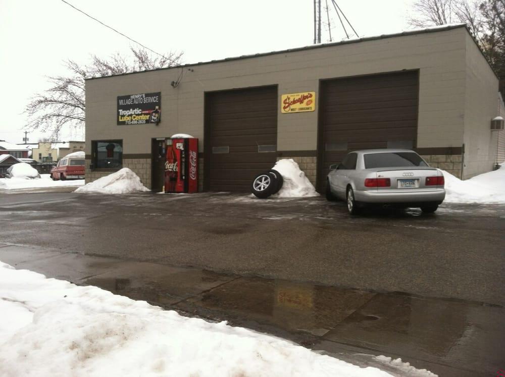 Village Auto Service: 106 E River St, Woodville, WI