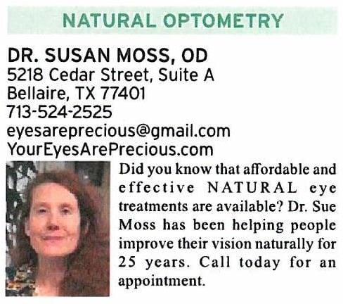 Eyes Are Precious: 5218 Cedar St, Bellaire, TX