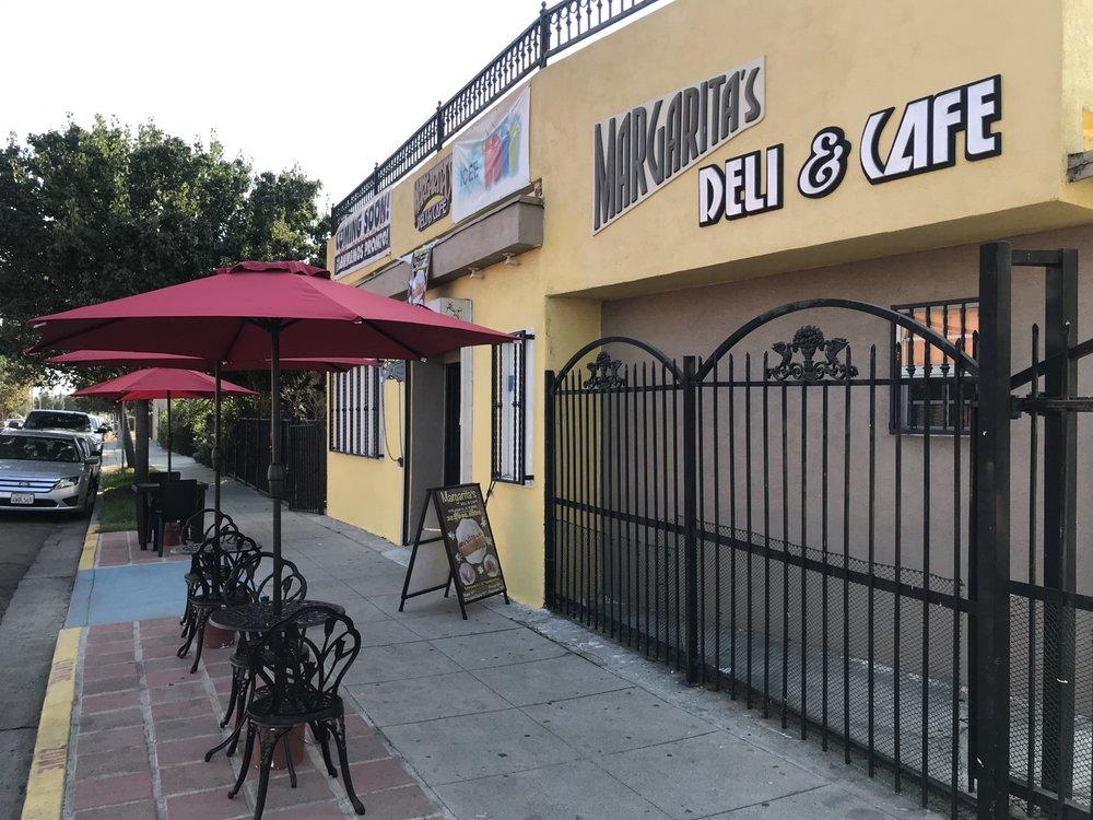 Margarita's Deli & Cafe: 10739 Juniper St, Los Angeles, CA