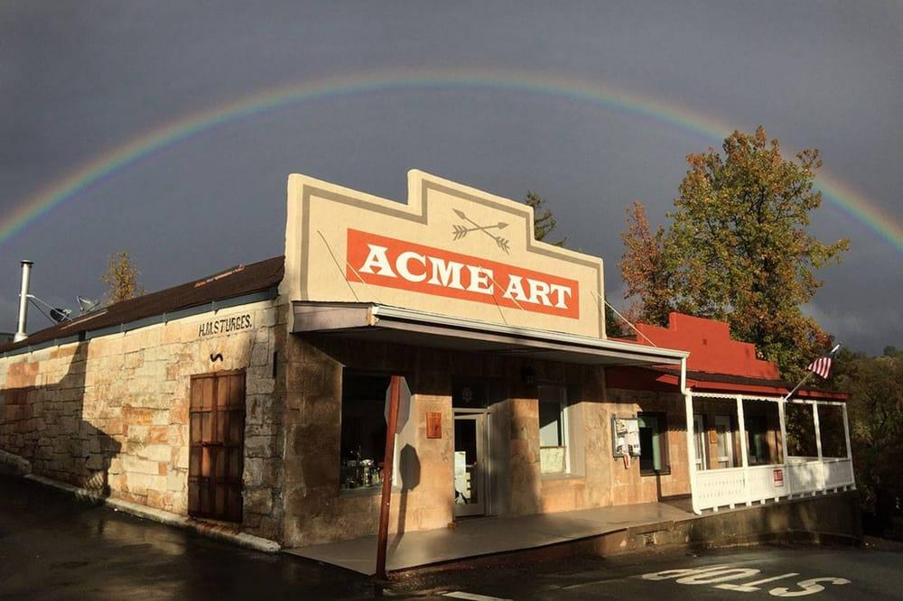 Acme Art: 8359 Center St, Mokelumne Hill, CA
