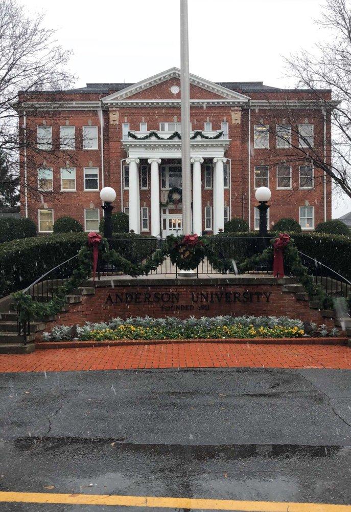 Anderson University: 316 Blvd, Anderson, SC