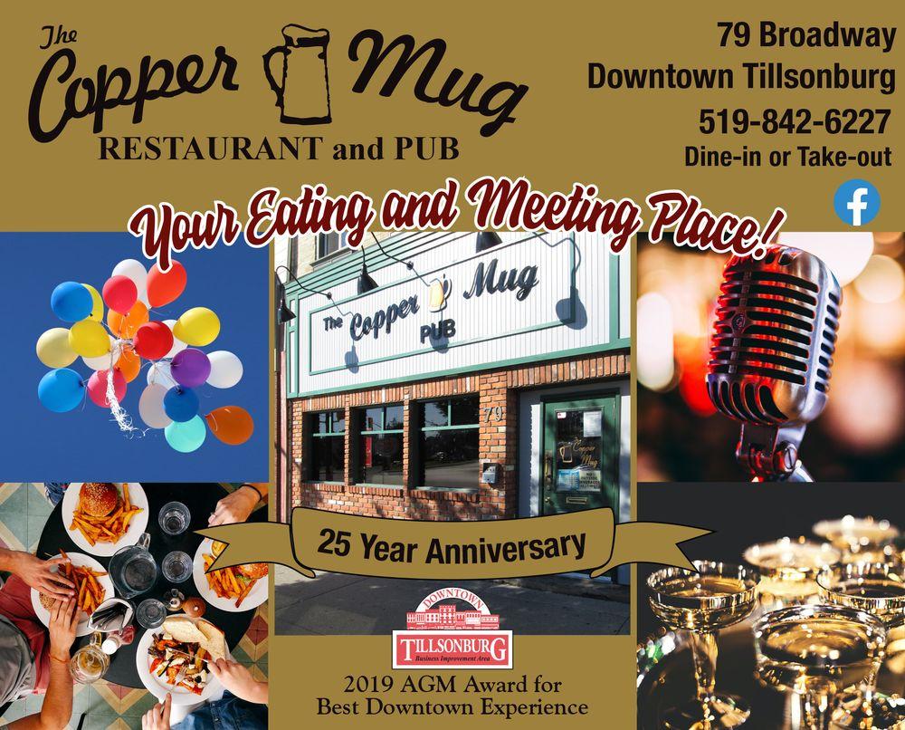 The Copper Mug