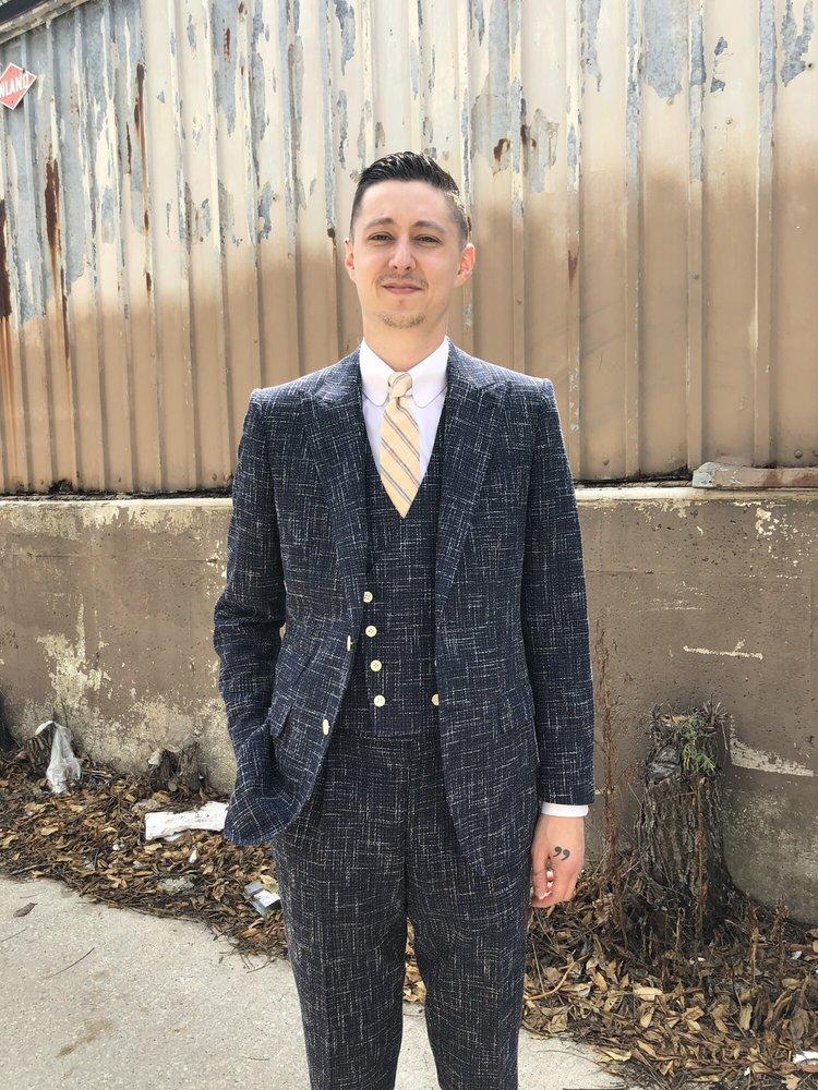 Formally Modern Tuxedo