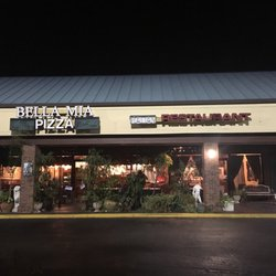 Photo Of Bella Mia Pizza Italian Restaurant Bradenton Fl United States