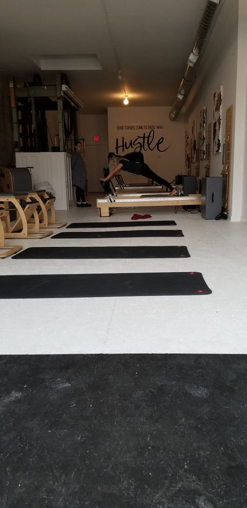 12th Street Pilates: 109 E 12th St, Cincinnati, OH