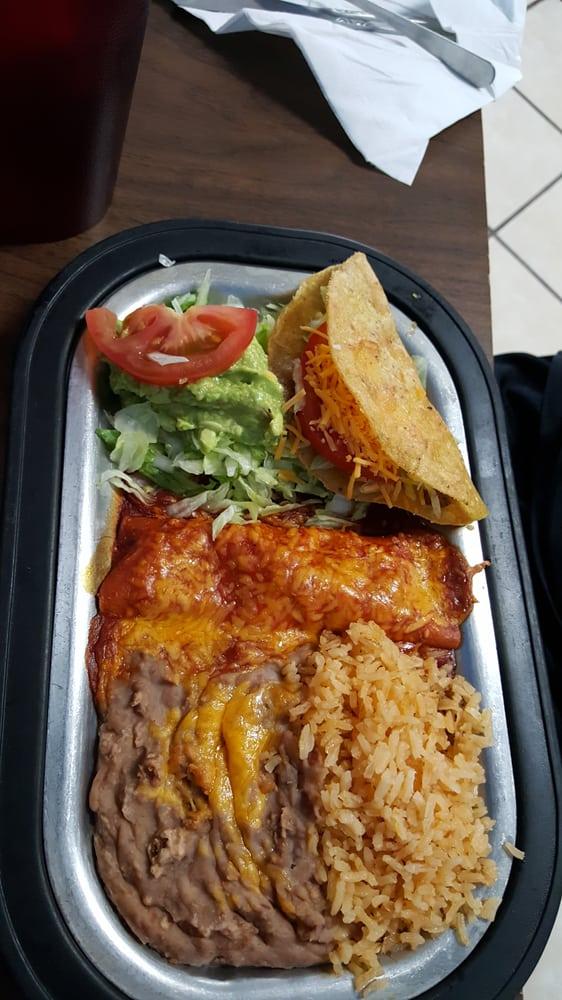 Garcia's Restaurant: 115 E 6th St, Crane, TX