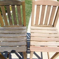 Photo Of Sunwood Refinishing Fort Worth Tx United States Before And After