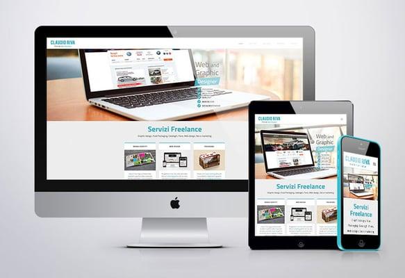 Claudio riva web design via xxv aprile 3 manerba del for Siti web di progettazione architettonica gratuiti