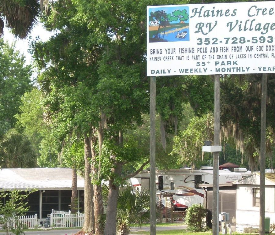 Haines Creek Rv Village: 10121 County Road 44, Leesburg, FL