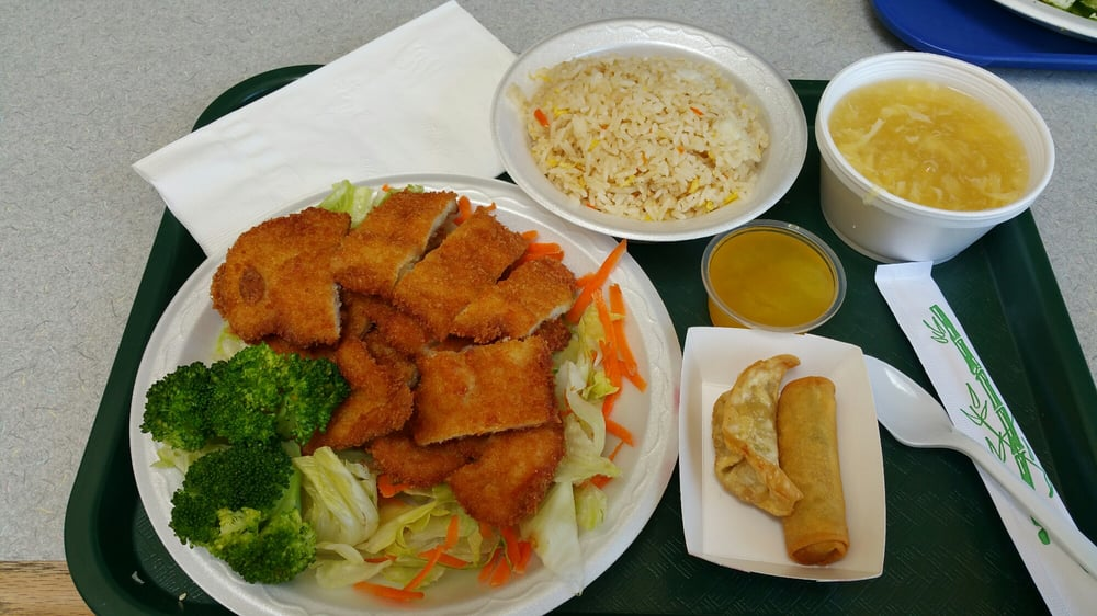 Sorrento Valley Food Court Chinese