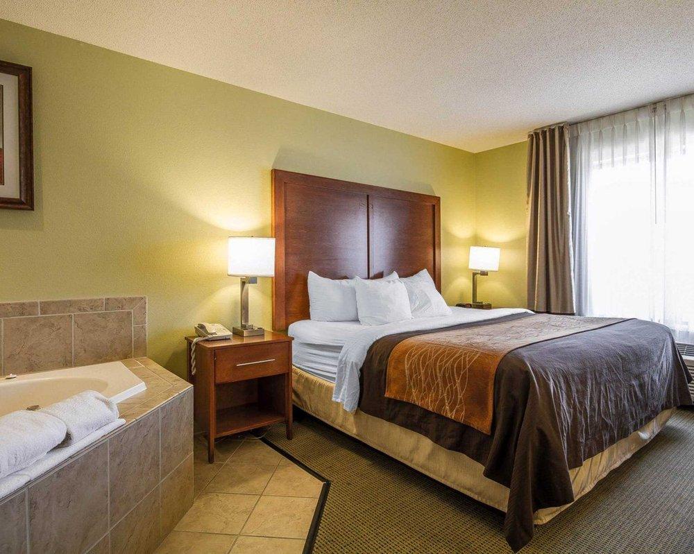 Comfort Inn & Suites Black River Falls I-94: N6295 Holiday Dr, Black River Falls, WI