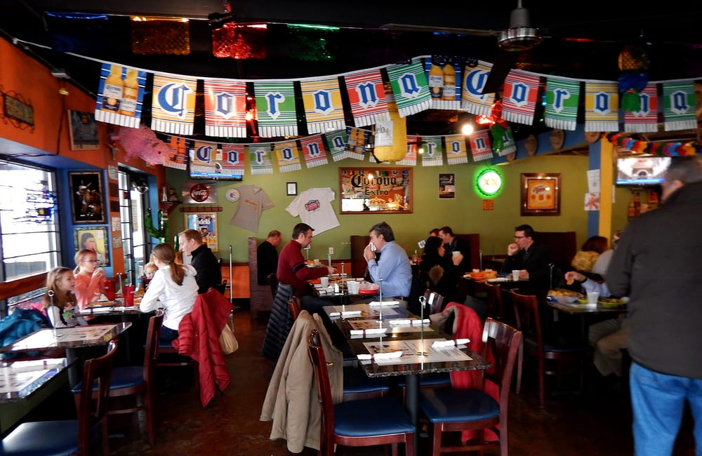 Mexican Restaurants Near Rolling Meadows Il