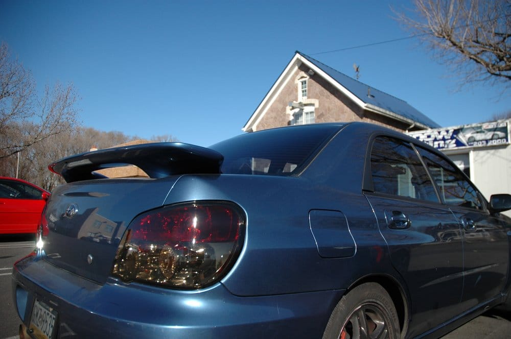 Subaru Impreza With Window Tint Tinted Tail Lights Yelp - Subaru philadelphia