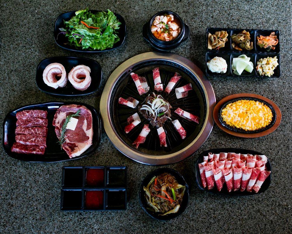 Manna heaven Korean BBQ