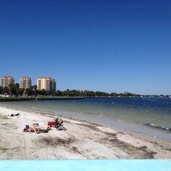 Photo Of Spa Beach Saint Petersburg Fl United States
