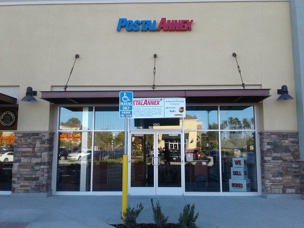 Postal Annex+: 520 N Ventu Park Rd, Newbury Park, CA