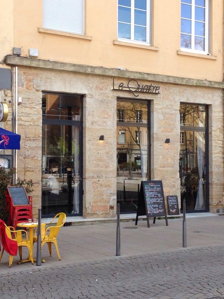 le quatre french croix rousse lyon france restaurant reviews photos yelp. Black Bedroom Furniture Sets. Home Design Ideas