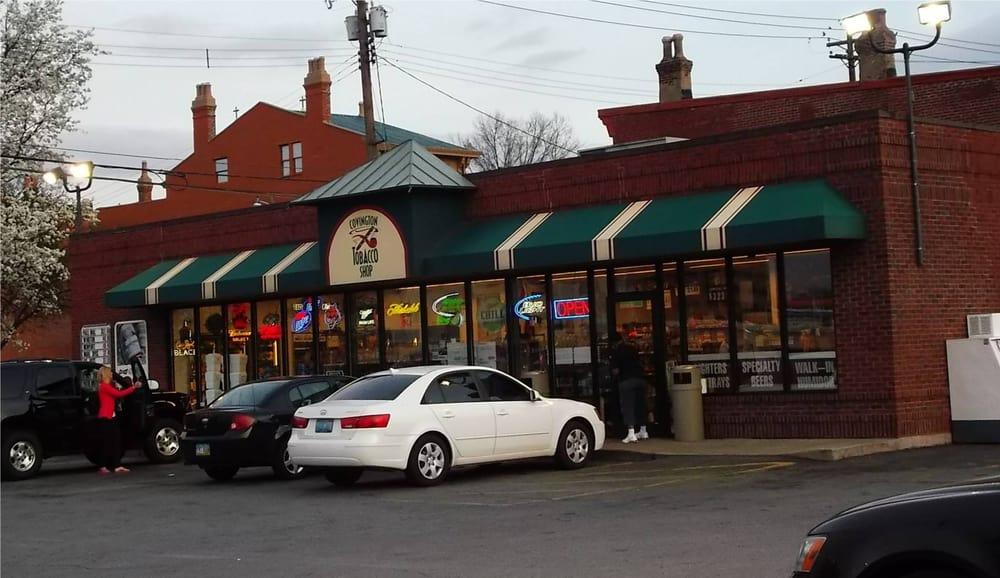 Covington Tobacco: 301 W 4th St, Covington, KY