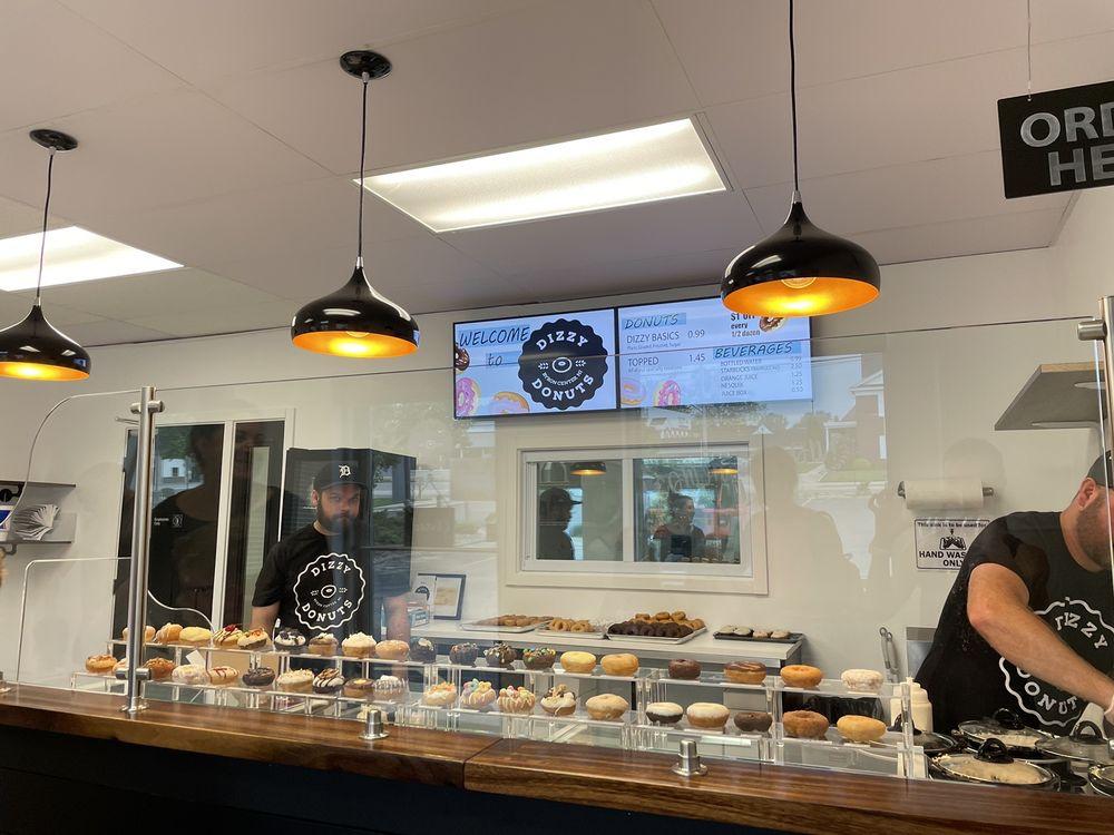 Dizzy Donuts: 8391 Byron Center Ave SW, Byron Center, MI