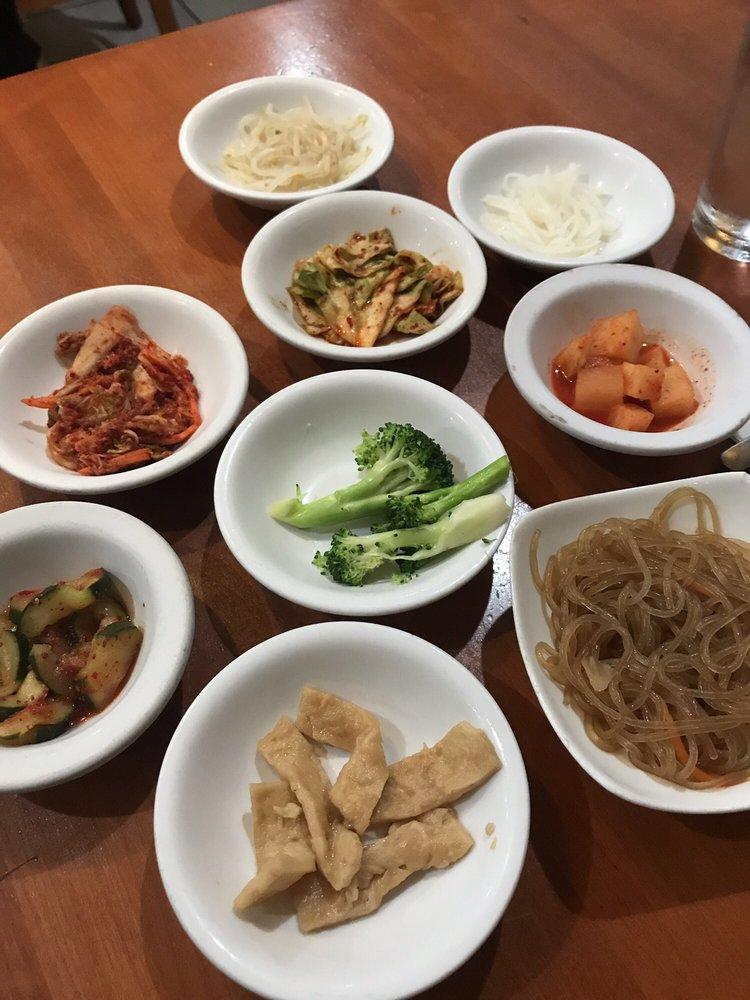 Food from Seoul Soon Dubu Tofu House