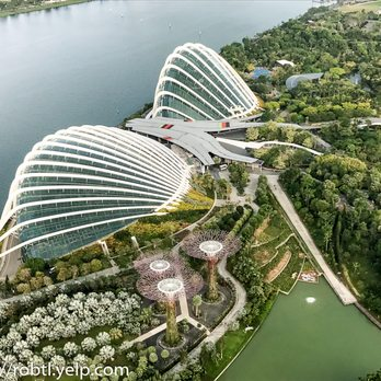 Photo Of Gardens By The Bay   Singapore, Singapore