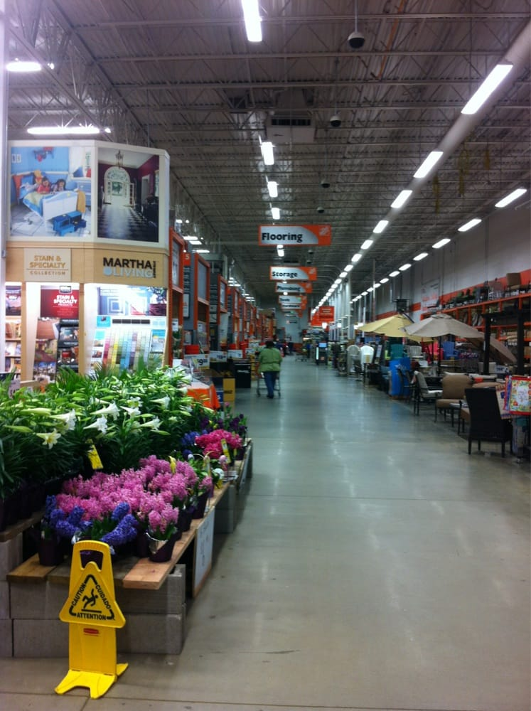 The Home Depot - E Springs Dr, Madison, Wisconsin - Rated based on 53 Reviews