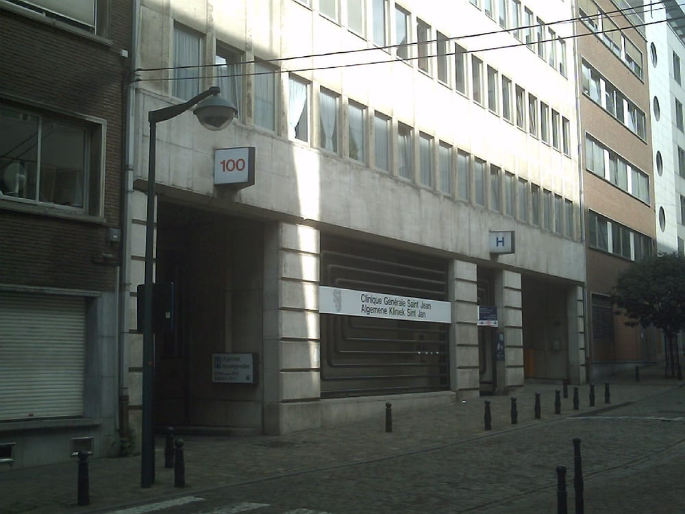 clinique saint jean medical centres boulevard du ForBoulevard Du Jardin Botanique 32