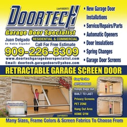 Photo Of Doortech Garage Door Specialist   Corona, CA, United States. We Are