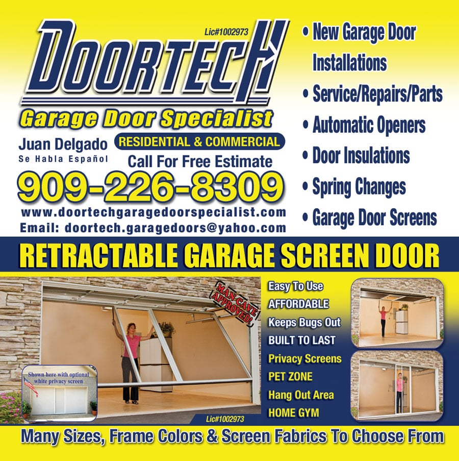 doortech garage door specialist 29 photos u0026 20 reviews garage door services corona ca phone number yelp