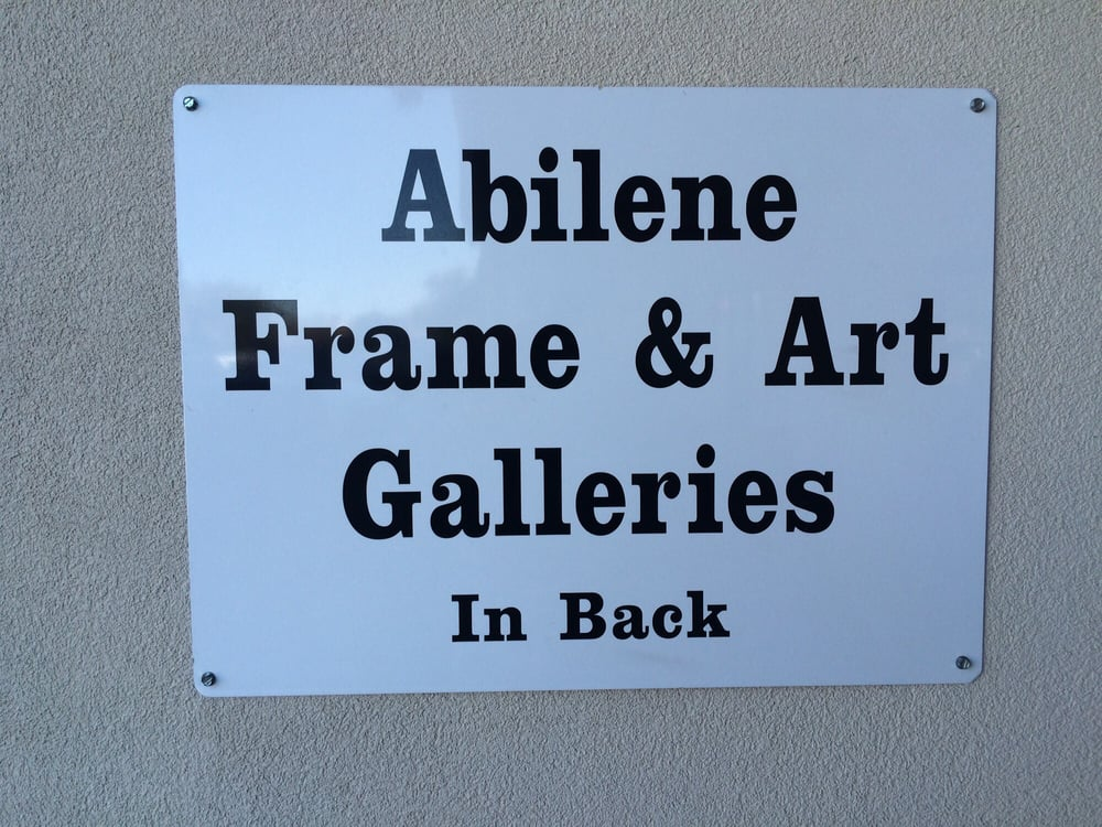 Social Spots from Abilene Frame & Art