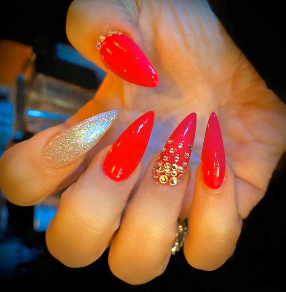 Tc Nails and Spa: 2981 Triverton Pike Dr, Fitchburg, WI