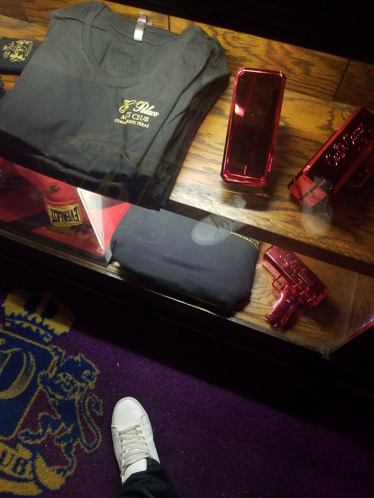 The Palace Men's Club: 5850 Everhart Rd, Corpus Christi, TX