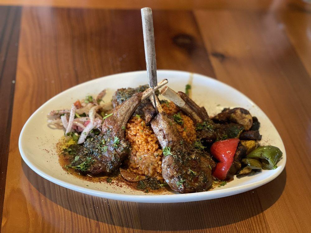 Kareem's Lebanese Kitchen