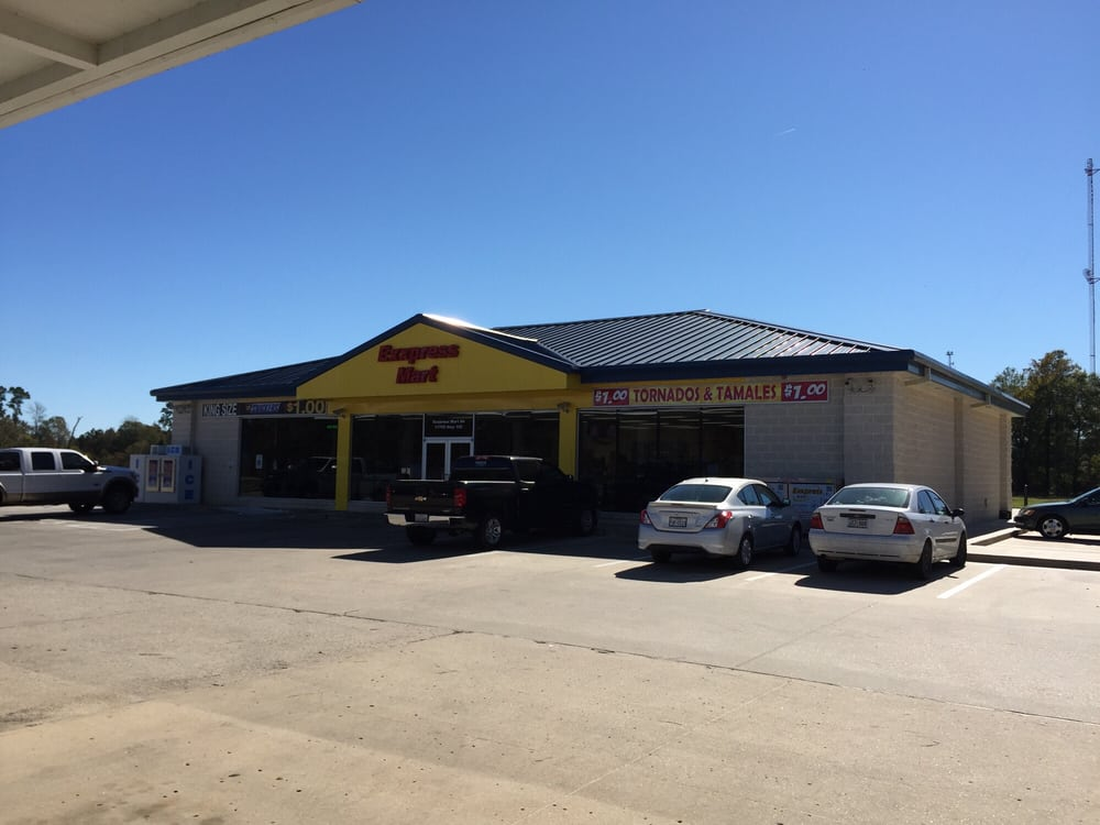 Exxpress Mart No 4: 11755 Highway 105, Beaumont, TX