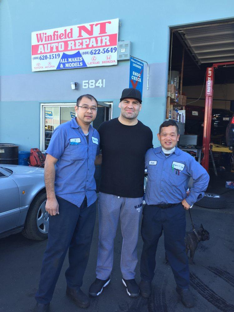Winfield NT Auto Repair
