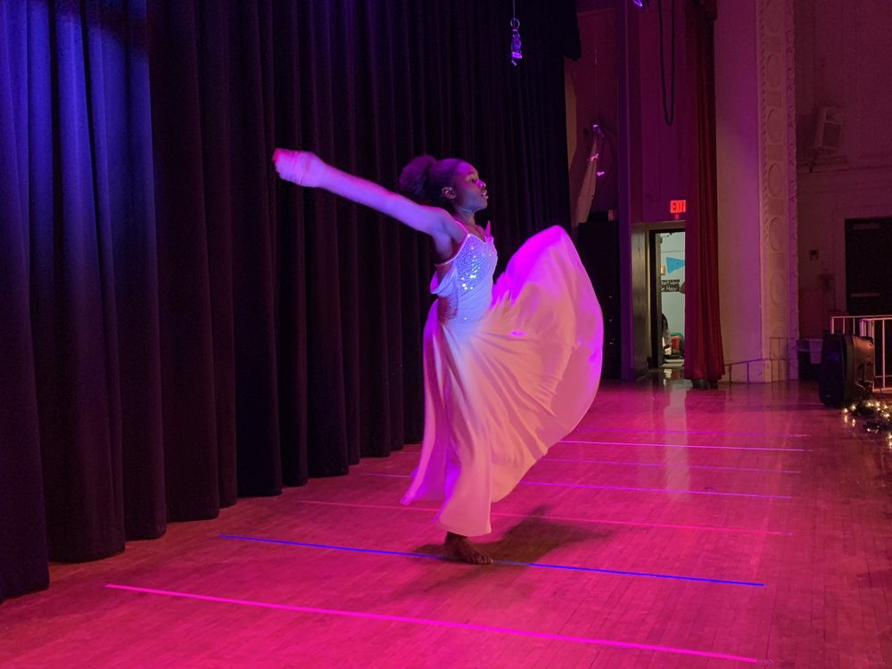 Inspirational dance