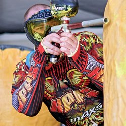 Photo Of Paintball Fun Cologne Halle 99